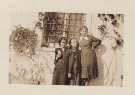 mia madre e sorelle