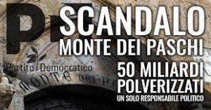 Capito Renzi ? Ricapitalizzerà Monte dei Paschi SOLO dopo aver visto l'esito del Referendum del 4 Dicembre . Se perde sa di andare a casa e come accadutoper Roma lascerà i guai a chi viene dopo . Cioe' il MoVimento 5 Stelle .